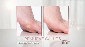 Finishing Touch Flawless Pedi TV Spot, 'Pies suaves' [Spanish] - Thumbnail 3