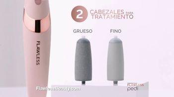 Finishing Touch Flawless Pedi TV Spot, 'Pies suaves' [Spanish] - Thumbnail 7