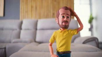 Bob's Discount Furniture TV Spot, 'Seccional eléctrico' [Spanish] - Thumbnail 1
