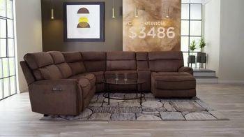 Bob's Discount Furniture TV Spot, 'Seccional eléctrico' [Spanish] - Thumbnail 3