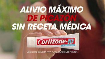 Cortizone 10 TV Spot, 'Pica pica rasco' [Spanish] - Thumbnail 5