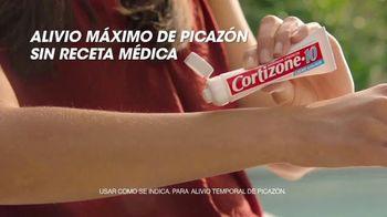 Cortizone 10 TV Spot, 'Pica pica rasco' [Spanish] - Thumbnail 6
