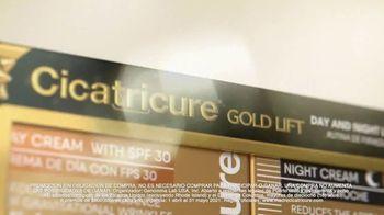 Cicatricure Gold Lift TV Spot, 'Arrugas gravitacionales: 20% de descuento' con Valeria Mazza [Spanish] - Thumbnail 8