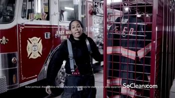 SoClean TV Spot, 'Front Line Workers: Rebate'