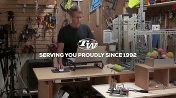 Tennis Warehouse TV Spot, 'The Science' - Thumbnail 2