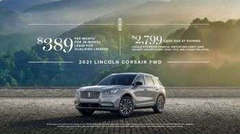 Lincoln Motor Company Spring Sales Event TV Spot, 'Desire to Be Outside' [T2] - Thumbnail 9