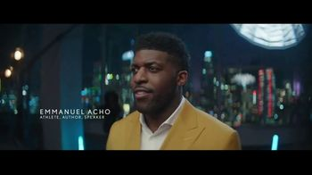 2021 Lexus LS 500 TV Spot, 'Utterly Human' Featuring Emmanuel Acho [T1]