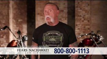 Fears Nachawati TV Spot, 'Motorcycle Crash' Featuring Paul Teutul Sr.