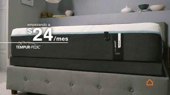 Ashley HomeStore Spring Semi-Annual Sale TV Spot, 'Colchones: 0% intereses' [Spanish] - Thumbnail 7
