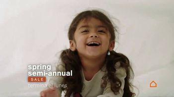 Ashley HomeStore Spring Semi-Annual Sale TV Spot, 'Colchones: 0% intereses' [Spanish] - Thumbnail 3