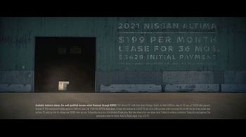 Nissan Sales Event TV Spot, 'Spy Thriller' [T2] - Thumbnail 5