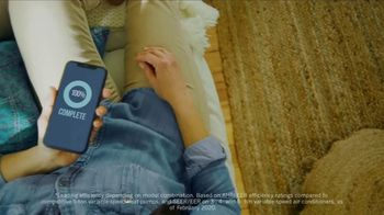 Carrier Corporation TV Spot, 'Happier Times Are Ahead: $1650 in Rebates' - Thumbnail 4