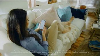 Carrier Corporation TV Spot, 'Happier Times Are Ahead: $1650 in Rebates' - Thumbnail 5