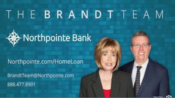 Northpointe Bank TV Spot, 'The Brandt Team: Home Financing' - Thumbnail 8