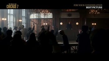 Netflix TV Spot, 'The Trial of the Chicago 7' - Thumbnail 10