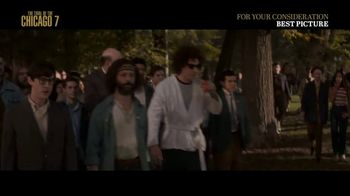 Netflix TV Spot, 'The Trial of the Chicago 7' - Thumbnail 4