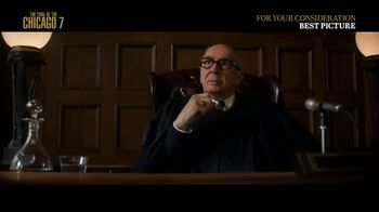 Netflix TV Spot, 'The Trial of the Chicago 7' - Thumbnail 5