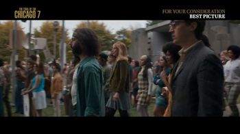 Netflix TV Spot, 'The Trial of the Chicago 7' - Thumbnail 7