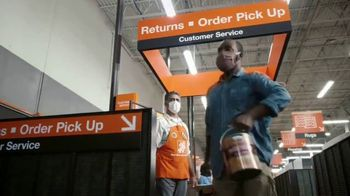 The Home Depot TV Spot, 'Bring on Spring: Calculators and Deliveries' - Thumbnail 4