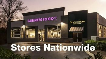 Cabinets To Go Buy One, Get One Free Sale TV Spot, 'Savings in Stock' - Thumbnail 4