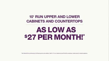 Cabinets To Go Buy One, Get One Free Sale TV Spot, 'Savings in Stock' - Thumbnail 7