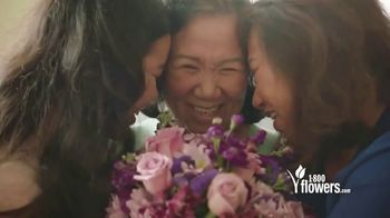 1-800-FLOWERS.COM TV Spot, 'Mother's Day: Save 15%'