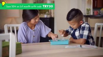 KiwiCo TV Spot, 'So Fun: 30 Percent Off'