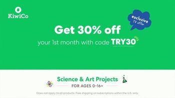 KiwiCo TV Spot, 'So Fun: 30% Off' - Thumbnail 9