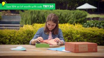 KiwiCo TV Spot, 'So Fun: 30% Off' - Thumbnail 2