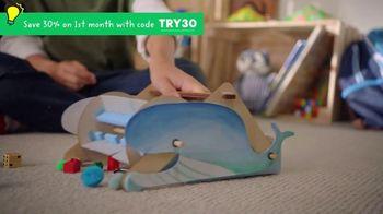 KiwiCo TV Spot, 'So Fun: 30% Off' - Thumbnail 3