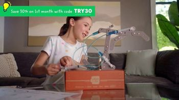 KiwiCo TV Spot, 'So Fun: 30% Off' - Thumbnail 8