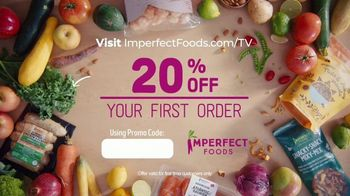 Imperfect Foods TV Spot, 'Stock up on All the Snacks: 20% Off' - Thumbnail 7