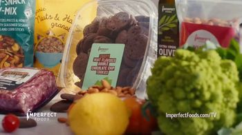 Imperfect Foods TV Spot, 'Stock up on All the Snacks: 20% Off' - Thumbnail 1