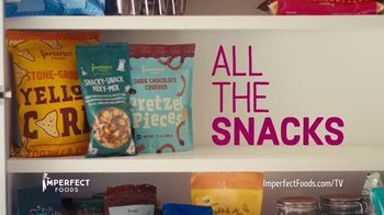 Imperfect Foods TV Spot, 'Stock up on All the Snacks: 20% Off' - Thumbnail 6