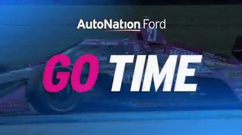 AutoNation Ford TV Spot, 'Go Time: 0% Financing'