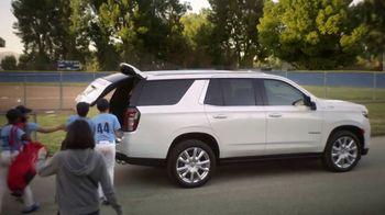 Chevrolet TV Spot, 'Field of Dreams' [T2]