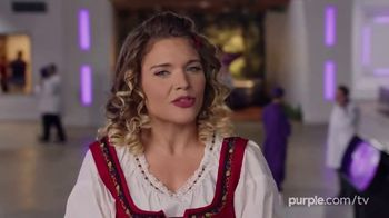 Purple Mattress TV Spot, 'Angry Memory Foam: Free Sheets & Pillows' - Thumbnail 2