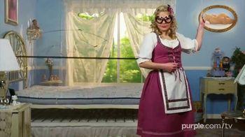 Purple Mattress TV Spot, 'Angry Memory Foam: Free Sheets & Pillows' - Thumbnail 4