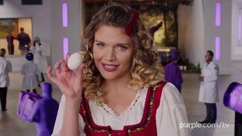 Purple Mattress TV Spot, 'Angry Memory Foam: Free Sheets & Pillows' - Thumbnail 6