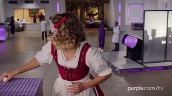 Purple Mattress TV Spot, 'Angry Memory Foam: Free Sheets & Pillows' - Thumbnail 8