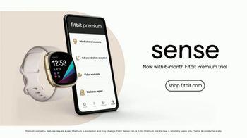 Fitbit Sense + Premium TV Spot, 'Patterns: Sam' Song by Brett - Thumbnail 10