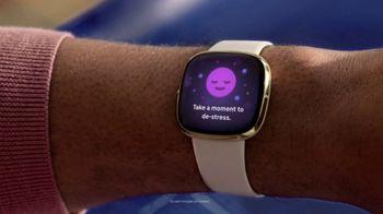 Fitbit Sense + Premium TV Spot, 'Patterns: Sam' Song by Brett - Thumbnail 5