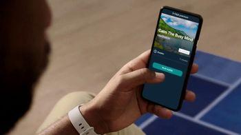 Fitbit Sense + Premium TV Spot, 'Patterns: Sam' Song by Brett - Thumbnail 7