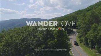Virginia Tourism Corporation TV Spot, 'Find Your WanderLove in Virginia' - Thumbnail 10