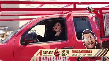 A1 Garage Door Service Hiring Event TV Spot, 'Just Like Home' - Thumbnail 5