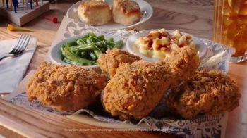 Cracker Barrel Southern Fried Chicken TV Spot, 'Taste Care' - Thumbnail 6