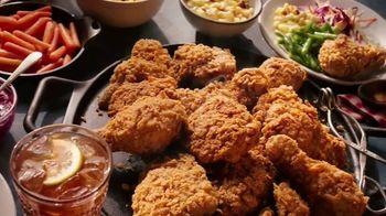 Cracker Barrel Southern Fried Chicken TV Spot, 'Taste Care'