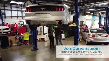 Carvana TV Spot, 'Indianapolis Inspection Center: Now Hiring' - Thumbnail 7