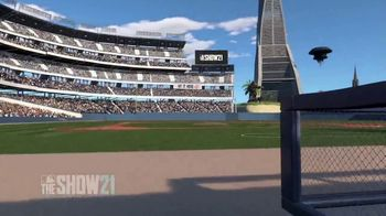 MLB The Show 21 TV Spot, 'Let's Do This' - Thumbnail 7