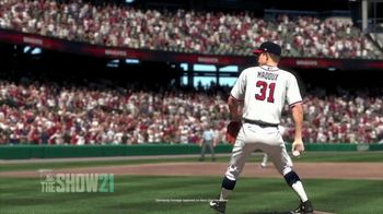 MLB The Show 21 TV Spot, 'Let's Do This' - Thumbnail 4